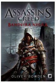 Assassins Creed Bandeira Negra