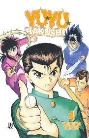 yu yu hakusho 4