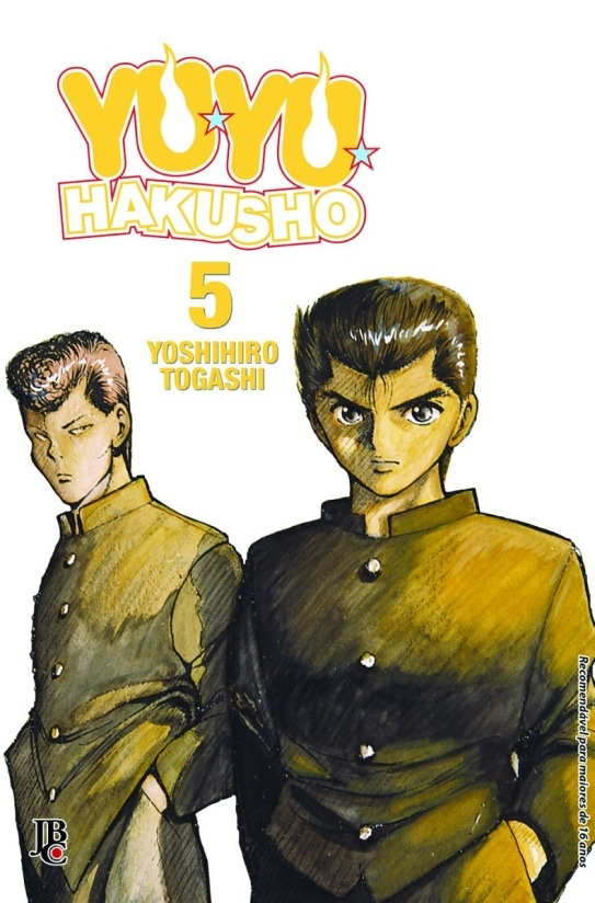 yu yu hakusho 5