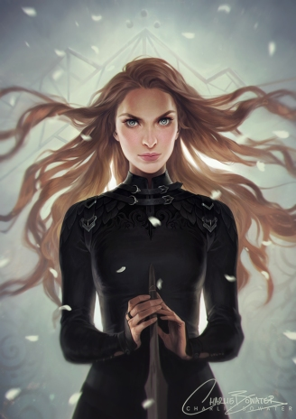 Feyre_The_Fox_by_Charlie_Bowater