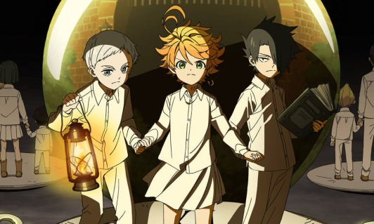 the-promised-neverland-poster-oficial